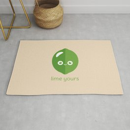 Lime Yours Rug