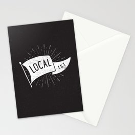 Localist Stationery Cards