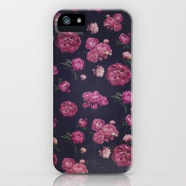 Classic Floral iPhone Case