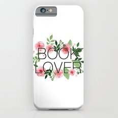 BOOK LOVER iPhone 6s Slim Case