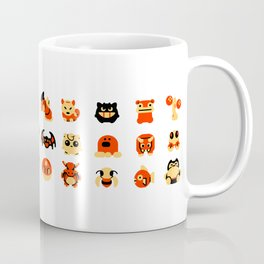 The Boys Are Back In Town Coffee Mug
