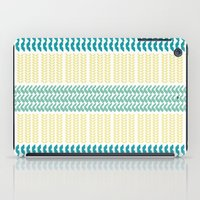 knit iPad Cases featuring Knit Pattern by K&C Design