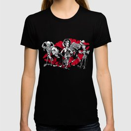 RHPS gang of five T-shirt