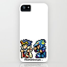 Homeboys (Cecil and Kain) iPhone Case