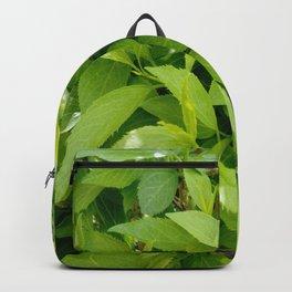 Greenery and leaf VII Backpack
