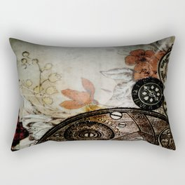 Memories Unlocked Rectangular Pillow