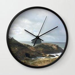 Cape Kiwanda Wall Clock