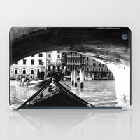 venice iPad Cases featuring venice by gzm_guvenc