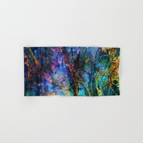 vivid dreams x Hand & Bath Towel
