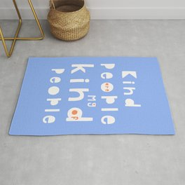 Kind People Rug