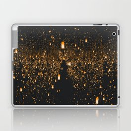 Lighted Lanterns Laptop & iPad Skin