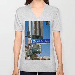 Ocean Avenue Unisex V-Neck