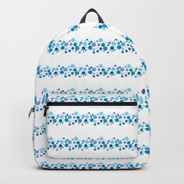 Bubble waves Backpack