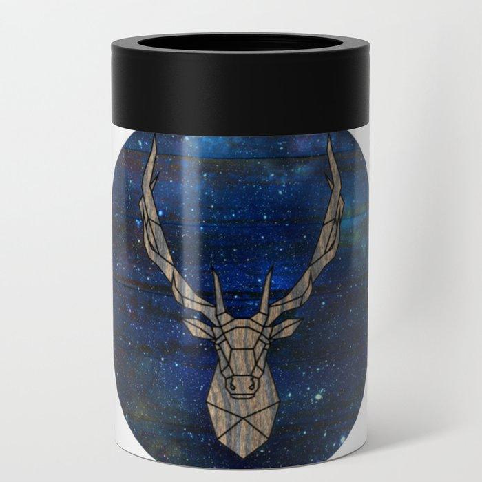Geometric Space Elk Can Cooler