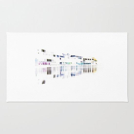 white harbor I. Rug