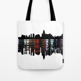 HK lIGHT Tote Bag