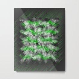 The Life Fraction No.02 Metal Print