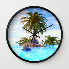 Lorelei Wall Clock