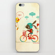 Go! iPhone Skin