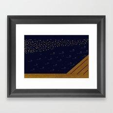 Paraselene Framed Art Print