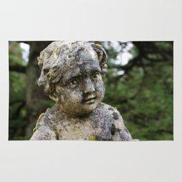 statue serenade Rug
