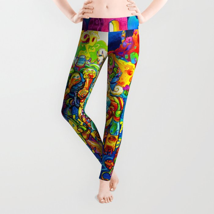 Chatbots Leggings