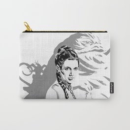 Star Princess Leia Organa as slave and Jabba Carry-All Pouch