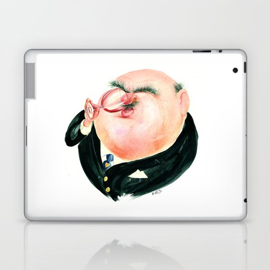 Wine Snob No.2 Laptop & iPad Skin