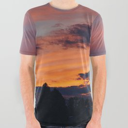 Twilight All Over Graphic Tee