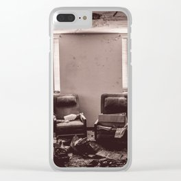 Time will Tell Clear iPhone Case