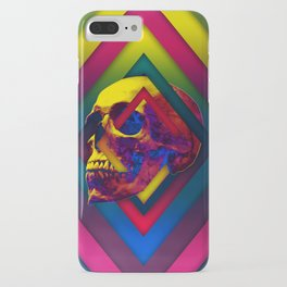 Lifeful Skull V2 iPhone Case