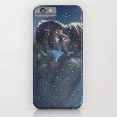 Winter Destiel Slim Case iPhone 6