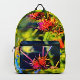 """""""A Friend Told Me I Was Delusional, I Almost Fell Off My Dragon!"""" Backpack"""