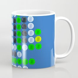 Bubble Bobble bubbles Coffee Mug