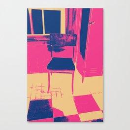 insanity Canvas Print