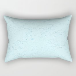 Swans a flying bywhacky Rectangular Pillow