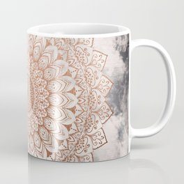 ROSE NIGHT MANDALA Coffee Mug