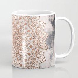 ROSE NIGHT MANDALA Coffee Mug