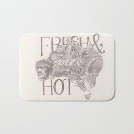 Fresh&Hot Bath Mat