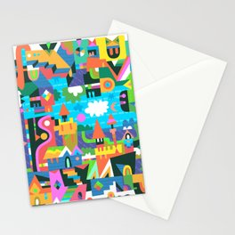 Neighbourhood 2 Stationery Cards