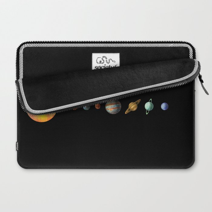 The Solar System Laptop Sleeve