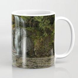 Upper North Falls, Late Summer Coffee Mug