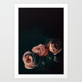 All The Pretty Flowers No. 1 Art Print