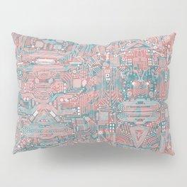 Circuitry Details 2 Pillow Sham