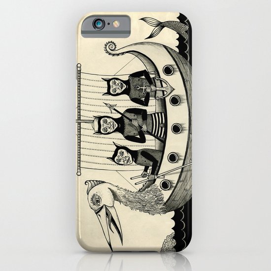 The Harpooners  iPhone & iPod Case