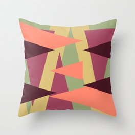 Let's Climb New Heights Throw Pillow