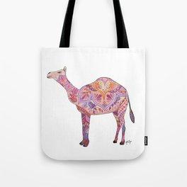 Henna Camel Tote Bag