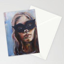 Masked Stationery Cards
