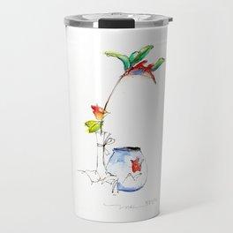 Bird of Paradise 2016 Travel Mug