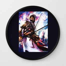 Assassin's Creed.  Altair Wall Clock